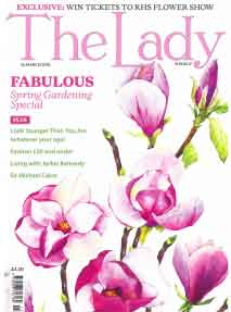The Lady Magazine Botox feature with Mr Miles G Berry