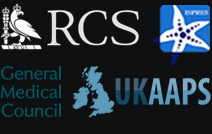 UK Surgeon Miles Berry member of ISPRES GMC UKAAPS